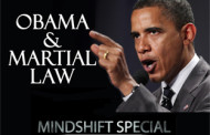 Mindshift: Obama and Martial Law