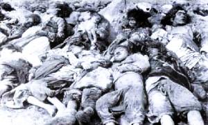 Armenian Genocide by Muslims, 1909.