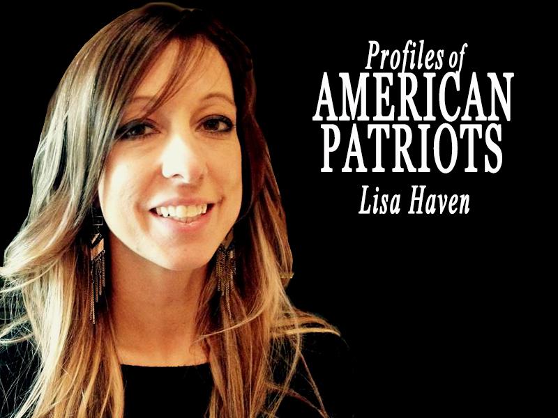 Profiles of American Patriots -- Lisa Haven