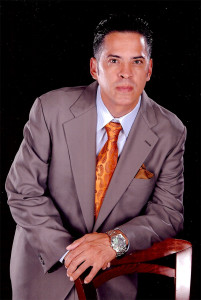 John Ramirez has a traveling ministry in which he preaches the deliverance power of Jesus Christ.