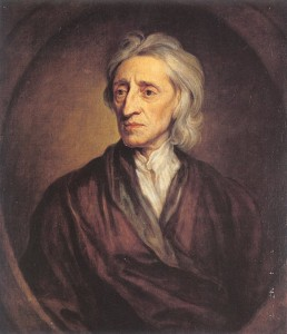 The impact of John  Locke's writings cannot be overestimated in its influence on American thinking and behavior in both the religious and the civil realms.