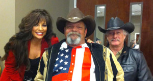 Jan Morgan, second amendment advocate, author/minister Dan Cox, & Wild Bill, advocate for a return to the Judeo-Christian founding of the nation.