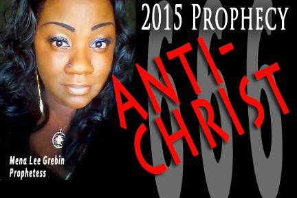 EXCLUSIVE INTERVIEW (Part 2): 2015 Prophecy with Mena Lee Grebin