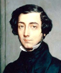 French philosopher Alexis de Tocqueville marveled over the religious aspects of the American people.
