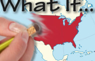 What If There Was No U.S.A.?