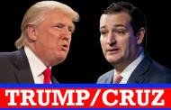 2016 Running Mates: Trump & Cruz
