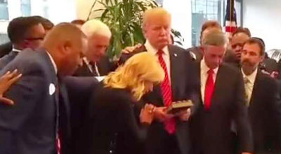 Prayer Movement for Trump