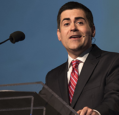 Russell Moore, public affairs head of the Southern Baptist Convention, is probably the most prominent #NeverTrump Christian leader.