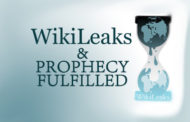WikiLeaks and Prophecy Fulfilled