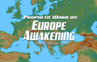 Prophecy: It's Time for Christian Europeans to Arise