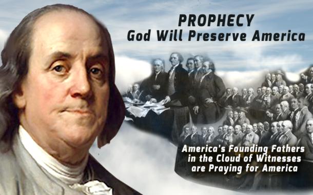 Prophecy: God Will Preserve America