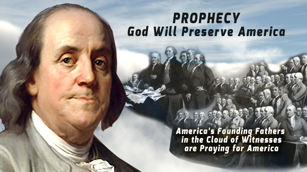 Prophecy: God Will Preserve America