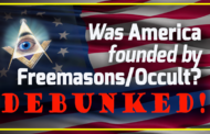 America Founded by Freemasons/Occult? DEBUNKED!